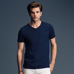 Anvil V-Neck Fashion Basic Tee