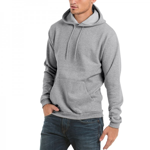 B & C 50/50 Hooded Sweatshirt