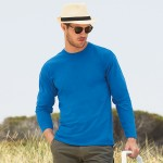 Fruit Of The Loom Valueweight Long Sleeve Tee