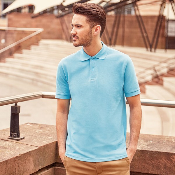 Russell Classic Cotton Piqué Polo