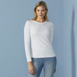 Gildan Softstyle® Women's Long Sleeve T-Shirt