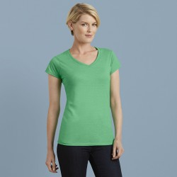 Ladies V-Neck T-Shirts