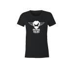 Black Brewdog 'Inaugural Flight' Lady-Fit Sports T-Shirt