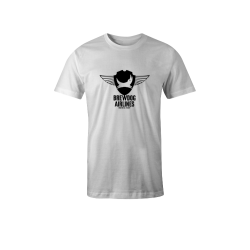 White Brewdog 'Farewell Flight' T-Shirt