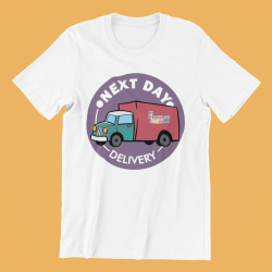 T-Shirts - Next Day Delivery