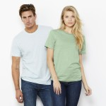 Bella + Canvas Unisex Jersey Crew Neck T-Shirt