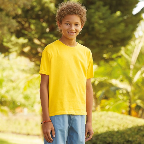 Fruit Of The Loom Kids Sofspun® T