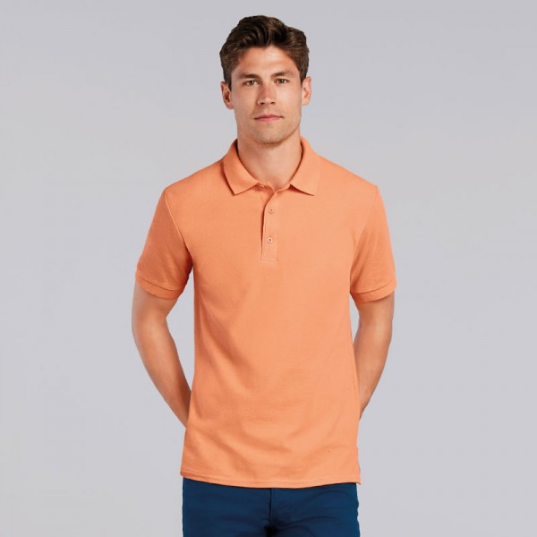 Gildan Premium Cotton Double Piqué Polo Shirt