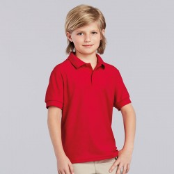 Gildan DryBlend® Youth Double Piqué Sports Polo Shirt