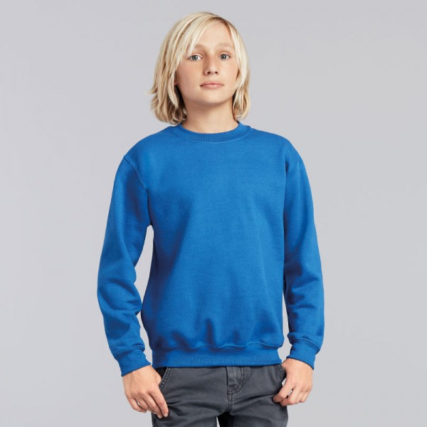 Gildan Heavy Blend™ Youth Crew Neck Sweatshirt