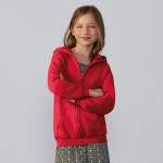 Gildan Heavy Blend™ Youth Full-Zip Hooded Sweatshirt